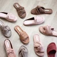 Are you looking for in the way of indoor-outdoor slipper ? Home Away collection is the answer. Our latest slipper collection allows you to enjoy the comfort of a slipper wherever you go.  ___ Shop the collection at: 🛒 www.vaia.co.id ___ #myVAIA #walkwithVAIA #VAIAlady #genuineleather #localbrand #localbrandid #premiumquality #fashion #style #ootd #shoes #fashionblogger #instafashion #shoestagram #instashoes #bloggerstyle #shoesoftheday #embelishedshoes #styles #shoelover