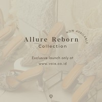 Ladies, PPKM is still on going! but don't be worry because here i'll give u something special! Today the latest color variations from the Allure Reborn Collection is LAUNCH on our website😍 ---  Shop Allure Reborn Collection on: 🛒 www.vaia.co.id ---  #myVAIA #walkwithvaia #VAIAlady #genuineleather #localbrand #localbrandid #fashion #style #fashionblogger #ootd #shoes #instafashion #shoestagram #instashoes #bloggerstyle #shoesoftheday #embelishedshoes #styles #shoelover